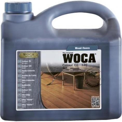 COLOUR OIL 120 - 1 liter - Zwart