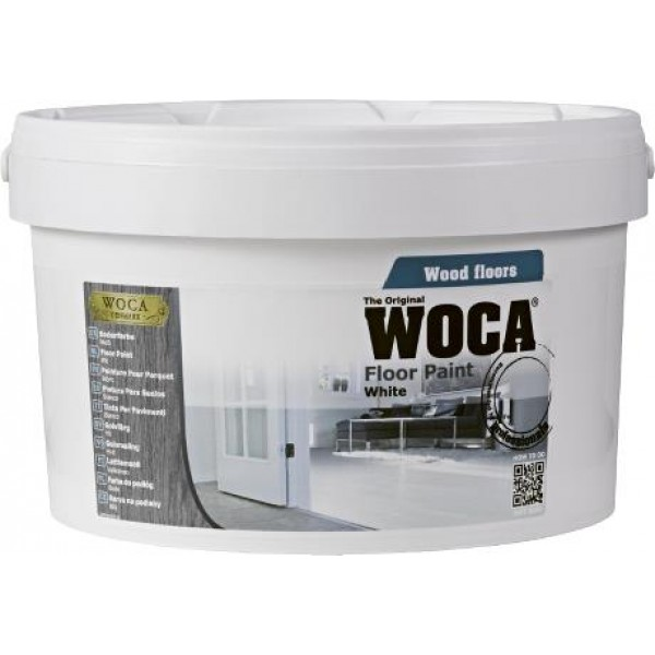 FLOOR PAINT Wit - 2.5 liter
