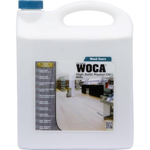 Master floor oil Wit (7%) - 5 liter
