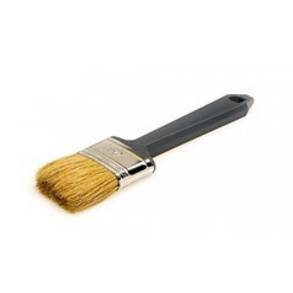 wegwerp verfborstel - 70 mm